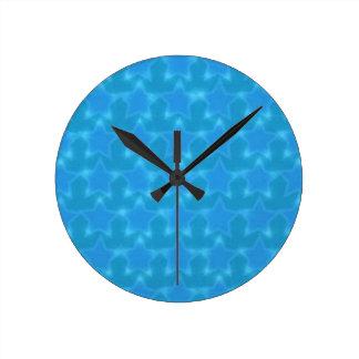 Zappy Stars Clock
