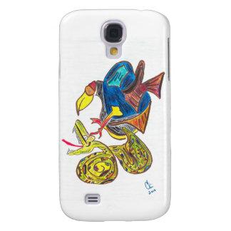 Zaquicaz and Wac Samsung Galaxy S4 Cases