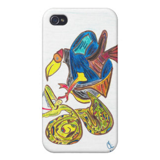 Zaquicaz and Wac iPhone 4/4S Cases