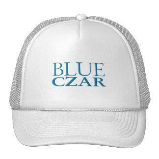 Zar azul gorras de camionero