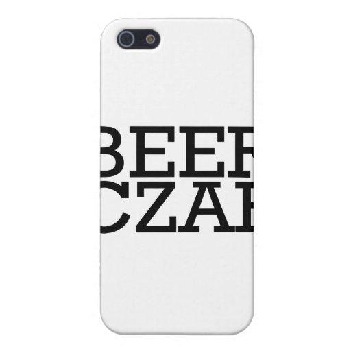Zar de la cerveza iPhone 5 fundas