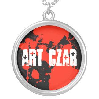 Zar del arte - déjelos #1 de corrimiento - collar
