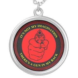 Zar del arte - dispare contra el sello #1 - collar