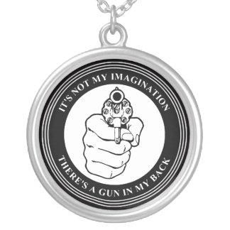 Zar del arte - dispare contra el sello #2 - collar