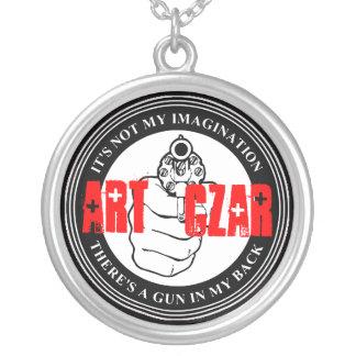Zar del arte - dispare contra el sello #4 - collar