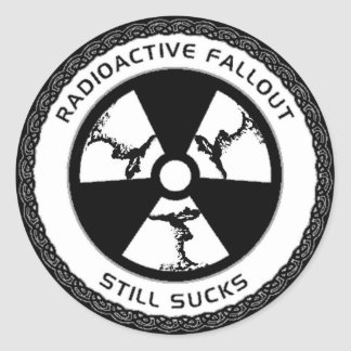 Zar del arte - polvillo radiactivo chupa 1 - pega