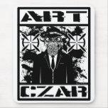 Zar del arte - provea de gas al hombre #1 - Mousep Tapetes De Raton