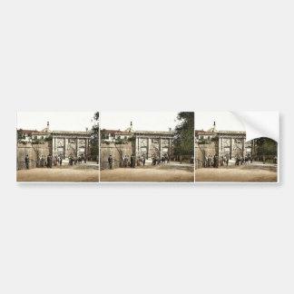 Zara, Arch Terra Firma (i.e., Porta di Terraferma) Car Bumper Sticker