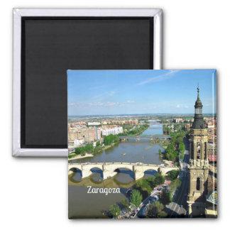 Zaragoza, Aragon, Spain Fridge Magnets