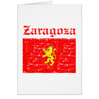 Zaragoza City Designs Card
