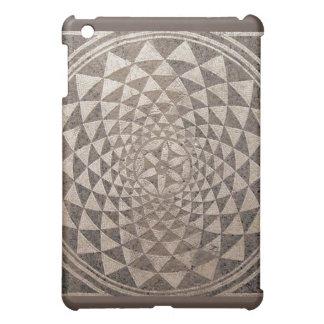 Zaragoza Salduba Geometric Mosaic Cover For The iPad Mini
