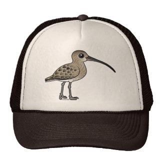 Zarapito eurasiático gorras