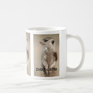 Zarathustra meerkat Mug