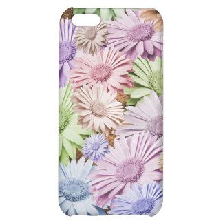 Zaraza en colores pastel del Gerbera floral