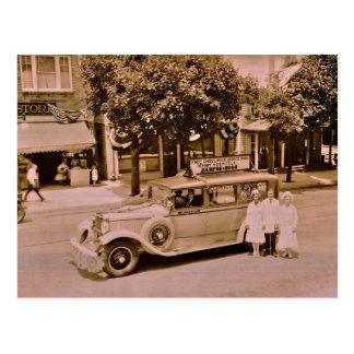 Zarfos & Burg celebrate the Red Lion Jubilee, 1930 Postcard