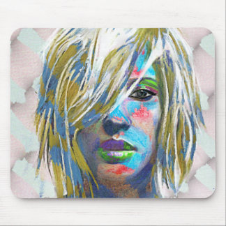 Zaria Mouse Pad
