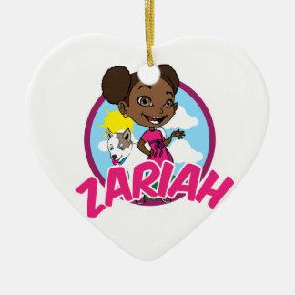 Zariah pendant. ceramic ornament