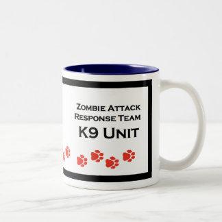 ZART K9 Unit Official Mug