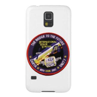 Zarya-Unity Modules of the ISS Galaxy S5 Case