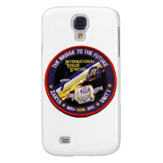 Zarya-Unity Modules of the ISS Samsung Galaxy S4 Case