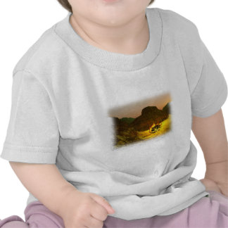 Zarza ardiente 1 camiseta