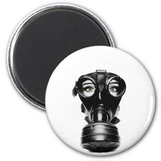 ZAS_Green_Eyed_Gas_Mask_1_POSTER.jpg Imán Redondo 5 Cm
