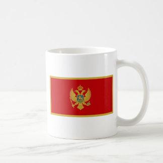 Zastava Crne Gore Montenegro flag Coffee Mug