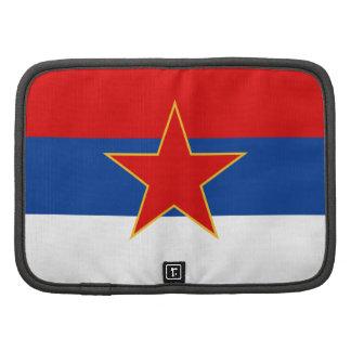 Zastava Crne Gore Montenegro flag Folio Planners