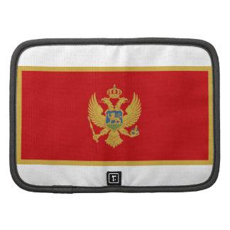 Zastava Crne Gore Montenegro flag Planner