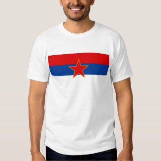 Zastava Crne Gore, Montenegro flag Shirt