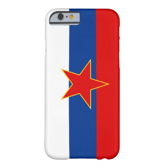 Zastava Srbije, Serbian flag Barely There iPhone 6 Case