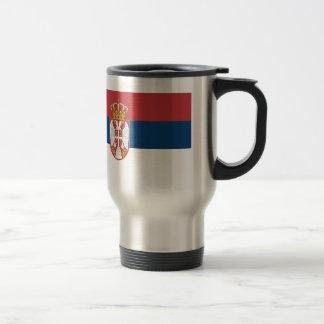 Zastava Srbije Serbian flag Mug