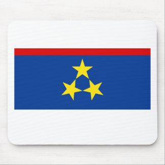 Zastava Vojvodine Vojvodina flag Mousepad