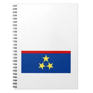 Zastava Vojvodine Vojvodina flag Notebooks