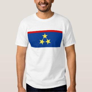 Zastava Vojvodine, Vojvodina flag Tee Shirt