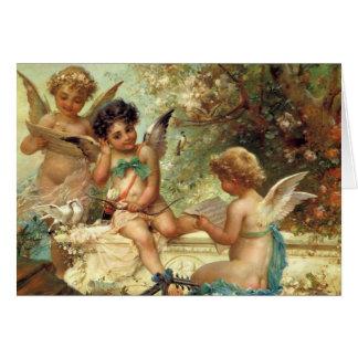 Zatzka's 3 Angels Card