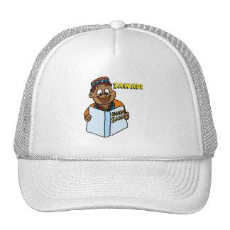 Zawadi Man Mesh Hats
