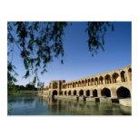 Zayandeh River Postcard
