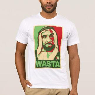 Zayed_WASTA custom shirt2 T-Shirt