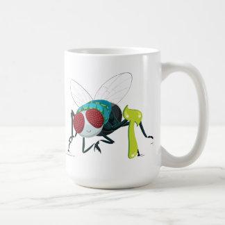Zayin Hebrew Aleph Bet (Alphabet) Fly Mug