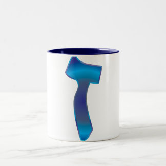 Zayin Two-Tone Coffee Mug