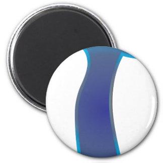 Zayin Zafiro 2 Inch Round Magnet
