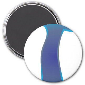 Zayin Zafiro 3 Inch Round Magnet