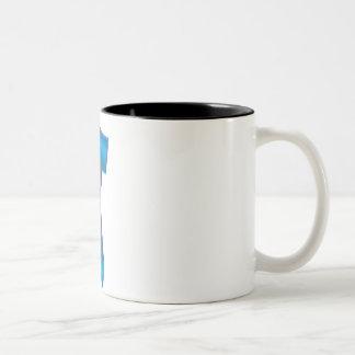 Zayin Zafiro Two-Tone Coffee Mug