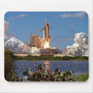 ZAZ221 STS66 Launch Mouse Pad