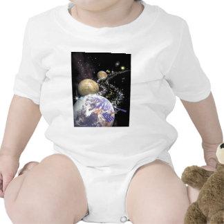 ZAZ258 espacio Composit Trajes De Bebé