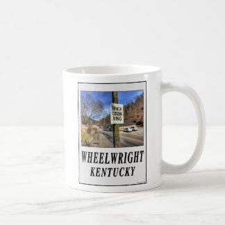 ZAZ320 Wheelright Ky. Coffee Mug