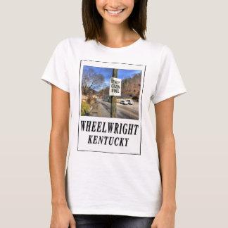 ZAZ320 Wheelright Ky. T-Shirt
