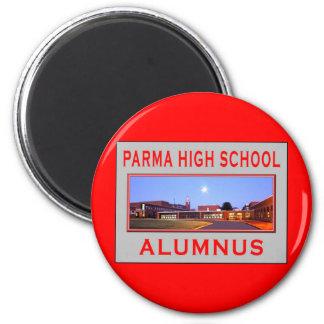 ZAZ381 PSH Alumnus 2 Inch Round Magnet