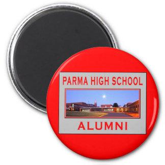 ZAZ383 PSH Alumni 2 Inch Round Magnet